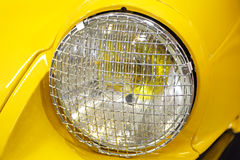 Headlight Royalty Free Stock Photography