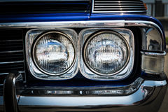 Headlight. Stock Photography