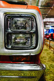 Headlight of a vintage car Royalty Free Stock Photography