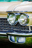Headlight of vintage car Royalty Free Stock Photos