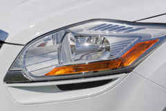 Headlight. Royalty Free Stock Images