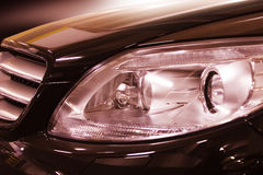 Headlights Stock Images