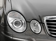 Headlights Royalty Free Stock Images