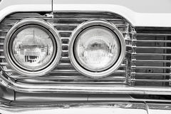 headlights obraz royalty free