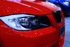 Headlights Royalty Free Stock Image