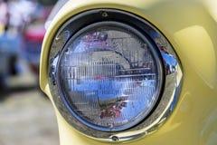 headlights fotografia stock