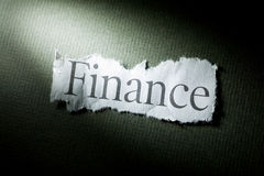 Headline Finance Stock Photos