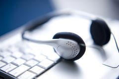 Headphone Royalty Free Stock Images