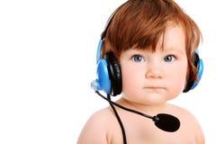 Headphone Stock Photo