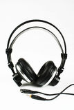 Headphone. Studio headphones for listening music and recording Stock Photography