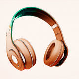 headphone foto de stock royalty free