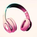 headphone foto de stock