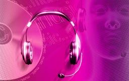Headphone Stock Photography