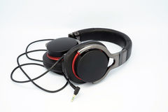 headphone Fotografia de Stock Royalty Free