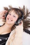 headphone Royaltyfria Bilder