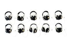 headphone Royaltyfri Bild