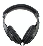 Headphone. Isolared on white background Royalty Free Stock Photos