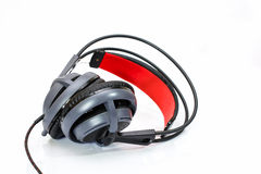The headphone Royalty Free Stock Photography