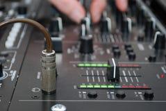 Headphone Jack Close Up Stock Photos