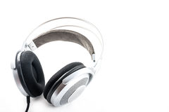 Headphone in. White  background Royalty Free Stock Images