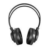 Headphone on white background. Isolated 3D Stock Photography