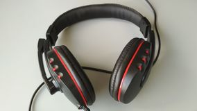 headphones fotografia de stock royalty free