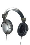 Headphones. Royalty Free Stock Images