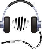 Headphones stock illustration
