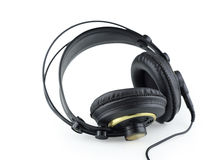 Headphones Royalty Free Stock Photography