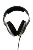 Headphones. Classic Studio Headphones Isolated On White Background Stock Image