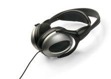 Headphones. Headphones, isolated on white background Stock Photo