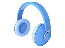 Headphones Royalty Free Stock Photo