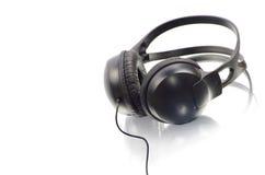 Headphones. Isolated on white background Royalty Free Stock Images