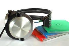 Headphones Royalty Free Stock Photography