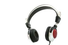 Headphones. Isolated on white background Stock Image