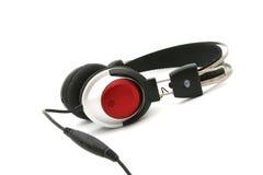 Headphones. Isolated on white background Royalty Free Stock Photos