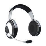 Headphones Stock Photography