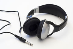 Headphones. Royalty Free Stock Image