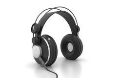 headphones ilustração stock