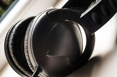 headphones Fotografia de Stock