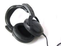 Headphones. On a white background stock photo