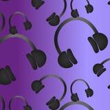 headphones Foto de Stock