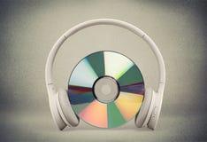 headphones Fotos de Stock