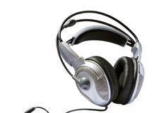 Headphones Stock Image