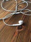 headphones imagem de stock