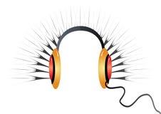 Headphones Stock Image