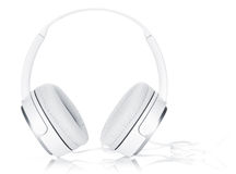 headphones imagem de stock royalty free