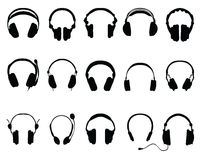 Headphones 2 Royalty Free Stock Photography