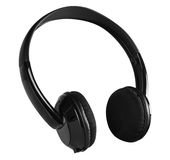 Headphones. Clipping path Royalty Free Stock Image