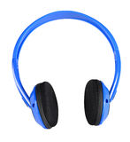 Headphones. Clipping path Stock Image